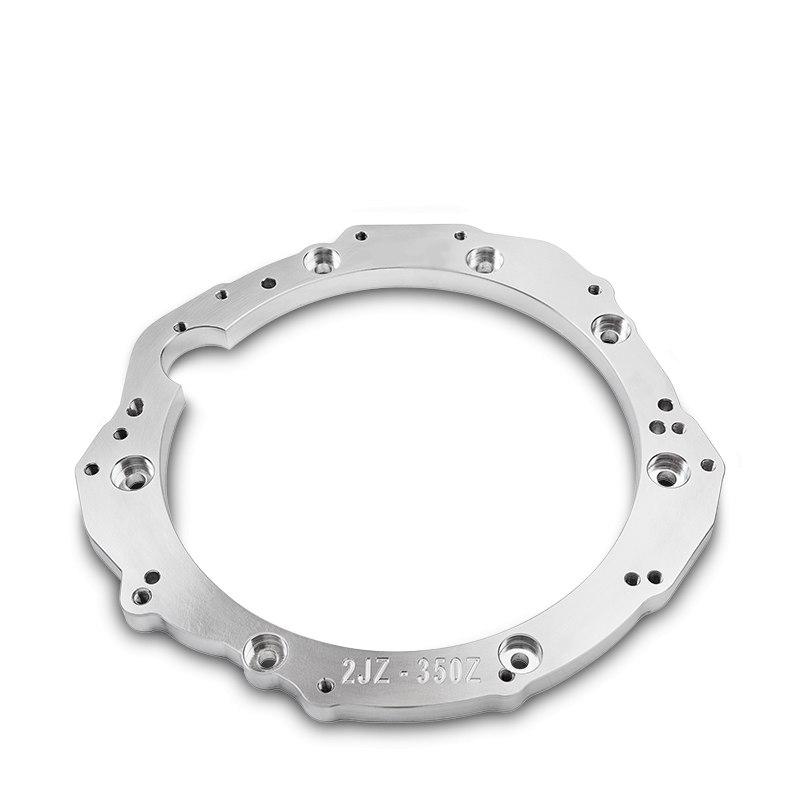 Adapter skrzyni biegów Toyota 1JZ/2JZ - Nissan 350Z manual - GRUBYGARAGE - Sklep Tuningowy